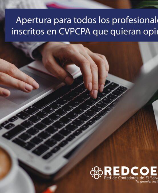 Anteproyecto de la Ley Reguladora del Ejercicio de la Contaduría (LREC).